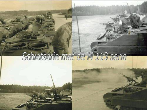 1. 1966 - 1967 A-Esk Kwinten 103 Verkbat; Schietseries