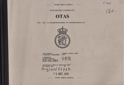 1. 1996 2002 SSV Esk 103 Verkbat Elco 3071 Voorblad OTAS