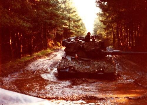 103 Verkbat diverse opnamen AMX Leopard I en II 3