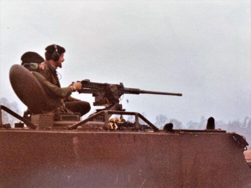 14. 1979 1980 A Esk 103 Verkbat 79 4 Schietserie Wmrs Pedro Haans en Martin v Veen. Fotoalbum John Emmen 1 2