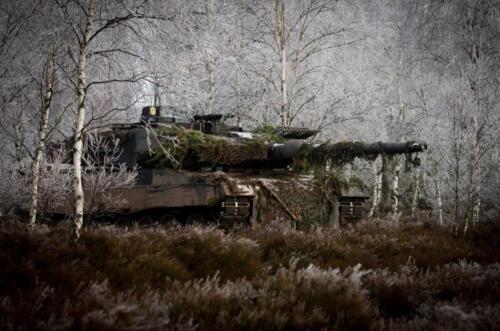 17. Opnamen van de Leopard II 6