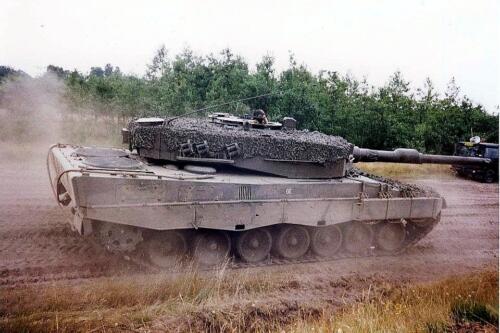 17. Opnamen van de Leopard II 7