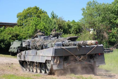 17. Opnamen van de Leopard II 9