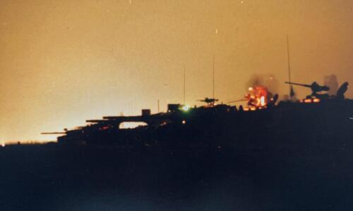 18. 1979 1980 A Esk 103 Verkbat 79 4 Schietserie Nachtschieten Leop I zie bijlage. John Emmen 3 1