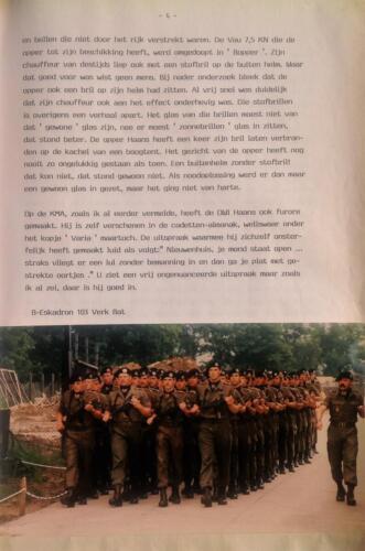 1986-1988 B-Esk Het Owi Pedro Haans effect (Para los Ninos) team Wmr I Fred Kerkhof 7