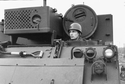 1966-1967 A-Esk 103 Verkbat; Trein laden of ontladen. Uit het fotoarchief van Jan Stoffels  (10)