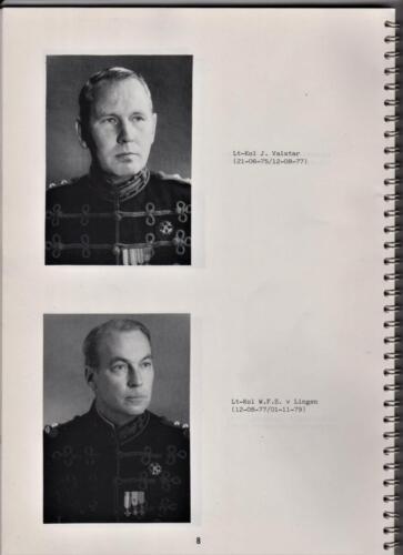 1986 'Contact, wacht uit'... Kroniek van 25 jaar 103 Verkenningsbataljon 8