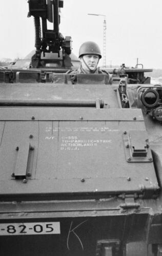 1966-1967 A-Esk 103 Verkbat; Trein laden of ontladen. Uit het fotoarchief van Jan Stoffels  (4)