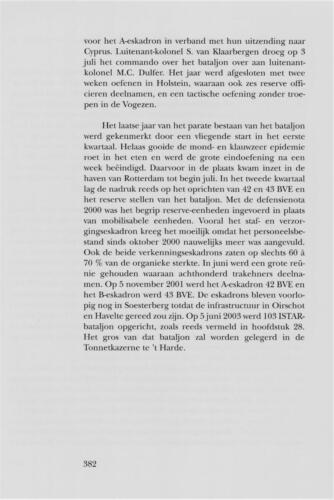 1961 - 2002 Par 31 'De Trakehners' Bron boek 'Huzaren van Boreel' uitg. 2003 auteur lkol A. Rens 24