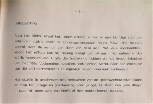1986-1988 B-Esk Het Owi Pedro Haans effect (Para los Ninos) team Wmr I Fred Kerkhof 4