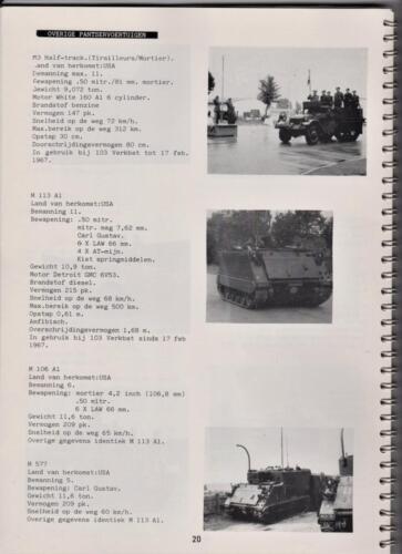 1986 'Contact, wacht uit'... Kroniek van 25 jaar 103 Verkenningsbataljon 20