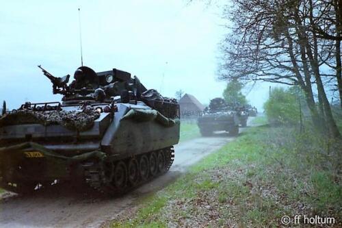 1986-05 B-Esk 103 Verkbat; FTX Oefening Galerie Freese Holtum-Marsch. Hoya-Asendorf (13)
