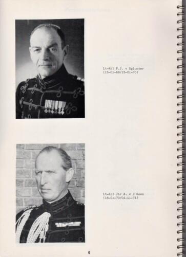 1986 'Contact, wacht uit'... Kroniek van 25 jaar 103 Verkenningsbataljon 6