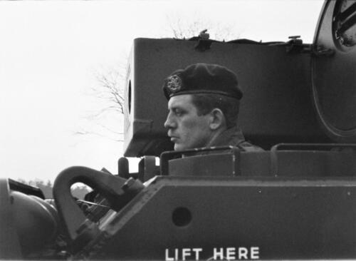 1966-1967 A-Esk 103 Verkbat; Wmr I WillemMolenaar in de 577. Uit het fotoarchief van Jan Stoffels  (47)