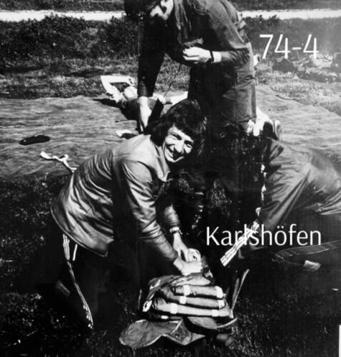 1974-1975 B-Esk li 74-4 103 Verkbat; Oefeningen en kazerneleven. Inzender Frans Homminga  (18)