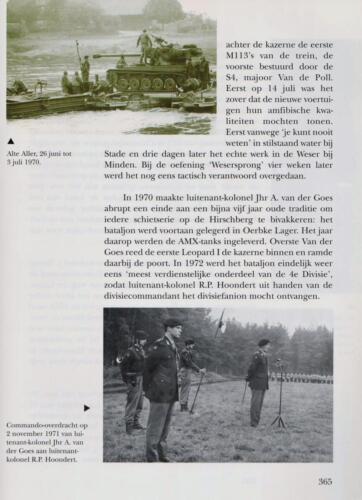 1961 - 2002 Par 31 'De Trakehners' Bron boek 'Huzaren van Boreel' uitg. 2003 auteur lkol A. Rens 7