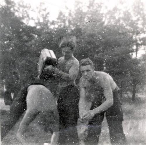 1961 SSV Esk 103 Verkbat 6. Bivak Inzender W Kunst 2