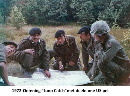 1972 A-Esk 103 Verkbat; Oef Juno Catch. Bevelsuitgifte Ritm R Meeder  aan PC'n en US Fotoboek Meeder  (1)