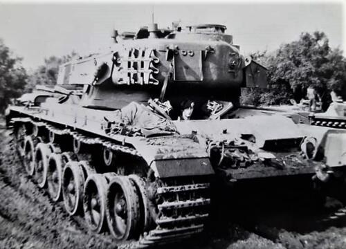 1963 1964 Beelden tankbat Centurion tijdperk. Inz Marien Hoorn 1