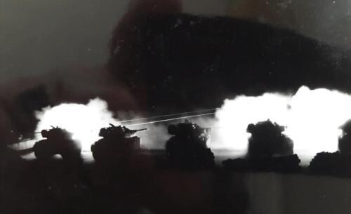1963 1964 Beelden tankbat Centurion tijdperk. Inz Marien Hoorn 14