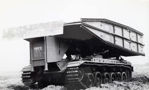 1963 1964 Beelden tankbat Centurion tijdperk. Inz Marien Hoorn 2