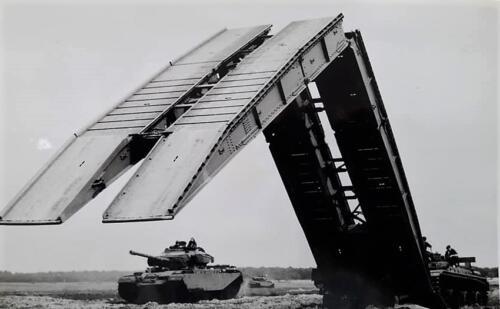 1963 1964 Beelden tankbat Centurion tijdperk. Inz Marien Hoorn 3