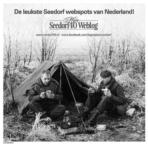 1963 2003 40 jaar Nederlandse troepen in Seedorf Blz. 10