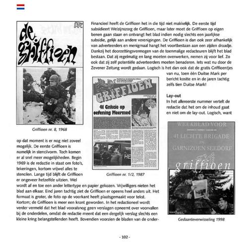 1963 2003 40 jaar Nederlandse troepen in Seedorf Blz. 102