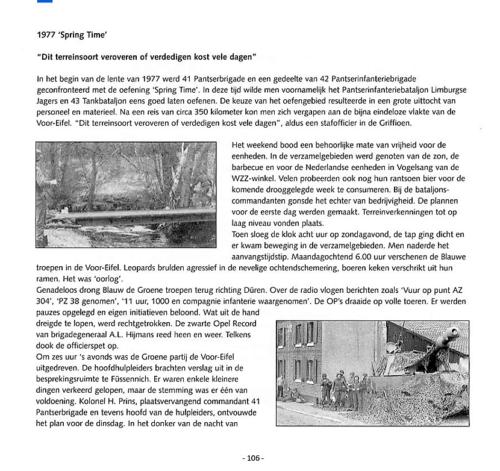 1963 2003 40 jaar Nederlandse troepen in Seedorf Blz. 106