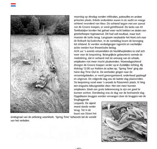 1963 2003 40 jaar Nederlandse troepen in Seedorf Blz. 107