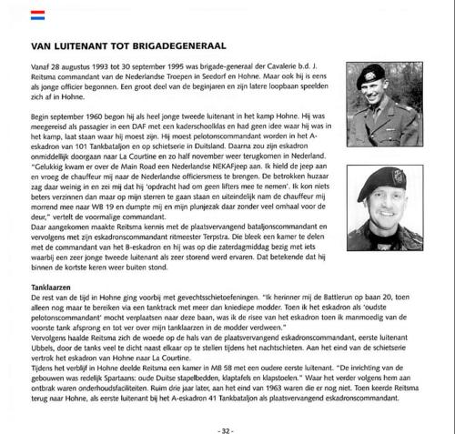 1963 2003 40 jaar Nederlandse troepen in Seedorf Blz. 32