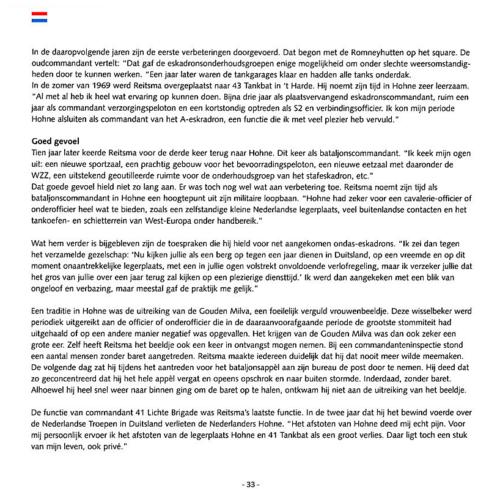 1963 2003 40 jaar Nederlandse troepen in Seedorf Blz. 33