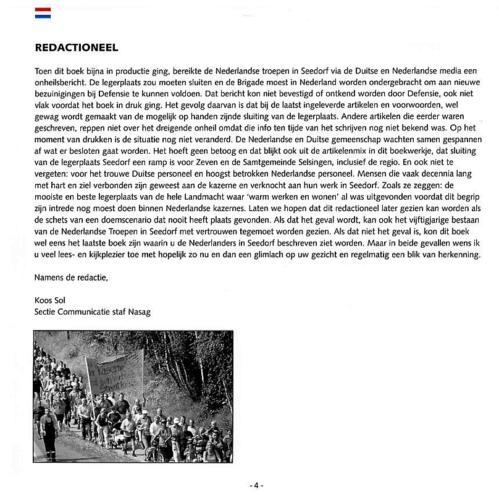 1963 2003 40 jaar Nederlandse troepen in Seedorf Blz. 04