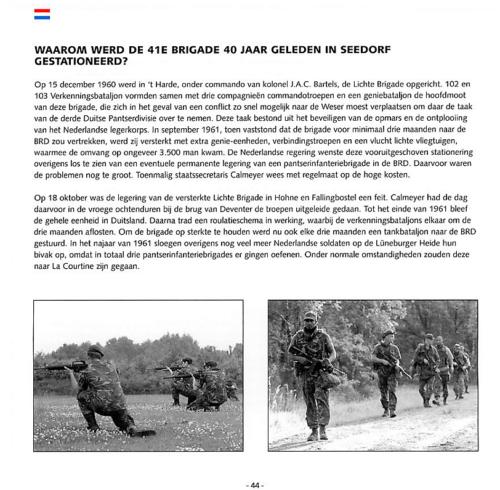 1963 2003 40 jaar Nederlandse troepen in Seedorf Blz. 44