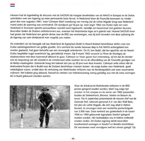 1963 2003 40 jaar Nederlandse troepen in Seedorf Blz. 45
