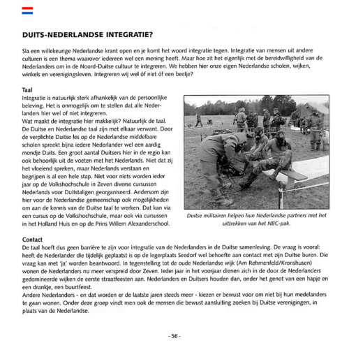1963 2003 40 jaar Nederlandse troepen in Seedorf Blz. 56