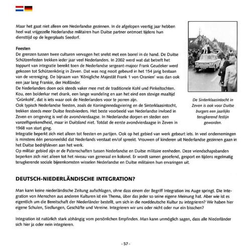 1963 2003 40 jaar Nederlandse troepen in Seedorf Blz. 57