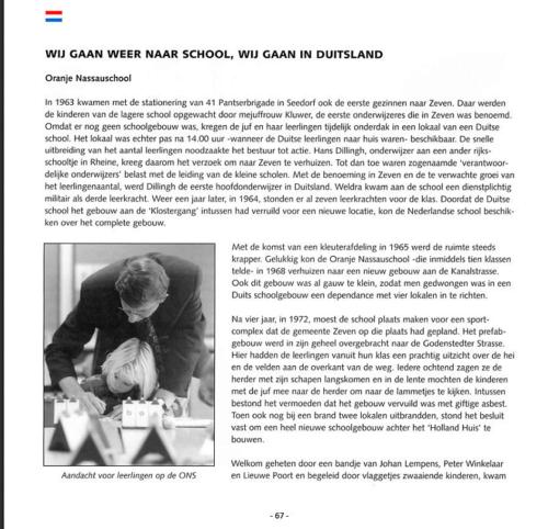 1963 2003 40 jaar Nederlandse troepen in Seedorf Blz. 67