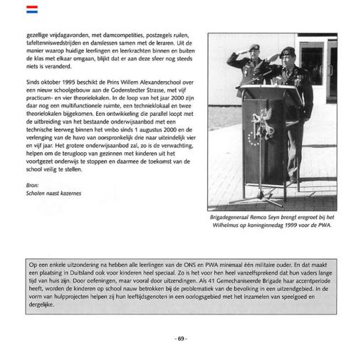 1963 2003 40 jaar Nederlandse troepen in Seedorf Blz. 69