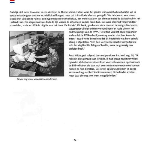 1963 2003 40 jaar Nederlandse troepen in Seedorf Blz. 72
