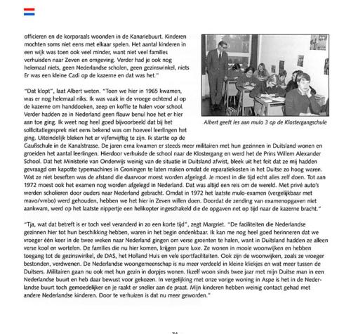 1963 2003 40 jaar Nederlandse troepen in Seedorf Blz. 74