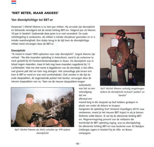 1963 2003 40 jaar Nederlandse troepen in Seedorf Blz. 82