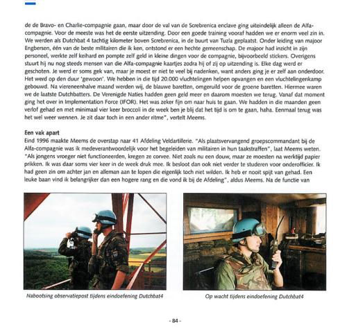 1963 2003 40 jaar Nederlandse troepen in Seedorf Blz. 84