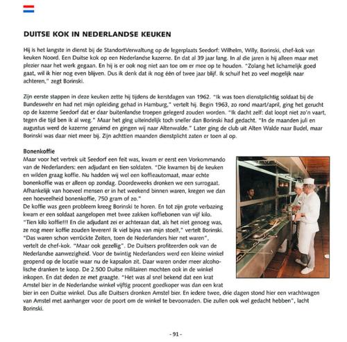 1963 2003 40 jaar Nederlandse troepen in Seedorf Blz. 91