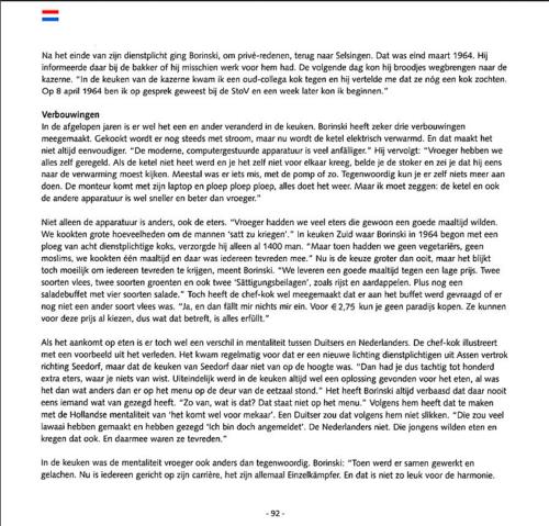 1963 2003 40 jaar Nederlandse troepen in Seedorf Blz. 92