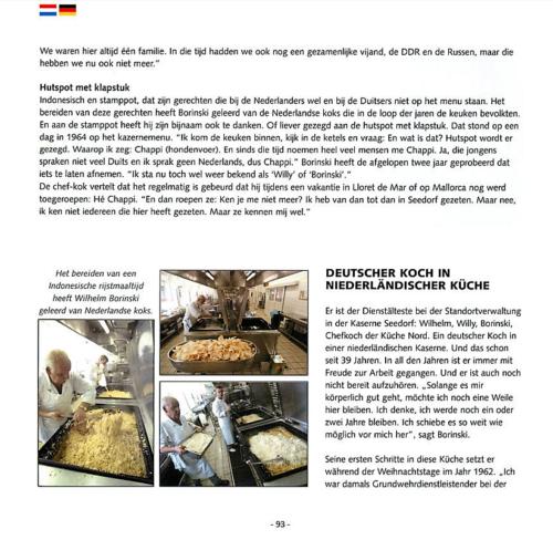 1963 2003 40 jaar Nederlandse troepen in Seedorf Blz. 93