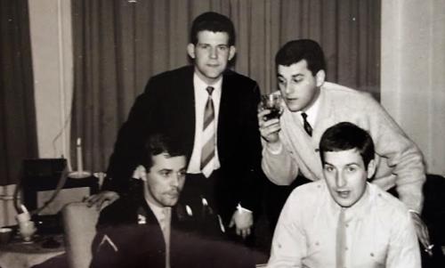 1965 1966 B Esk li 65 4 103 Verkbat Kamergenoten. Inz Wmr Jan Langevoord 4