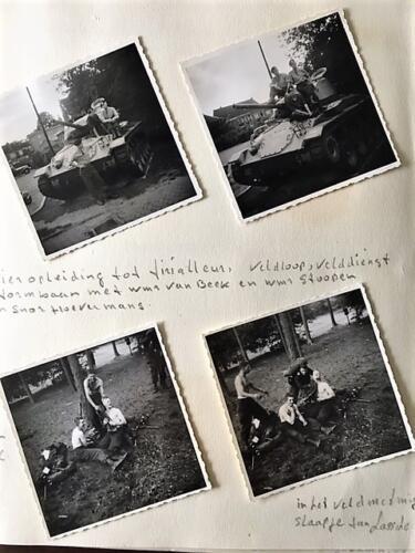 1965 A Esk 103 Verkbat Opleiding. Inz. Willem Den Dunnen. 1 1