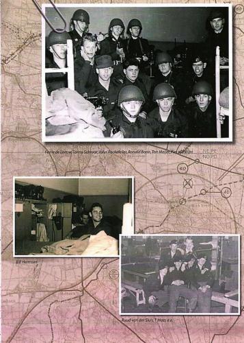 1966 03 30 A Esk 103 Verkbat Opkomst li 66 1 en 2 Willem III te Afoort. Samenstelling huz Henri van Rens 19