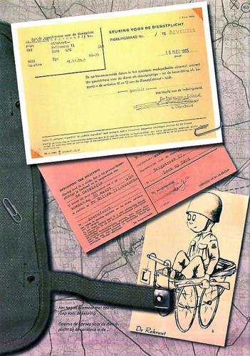 1966 03 30 A Esk 103 Verkbat Opkomst li 66 1 en 2 Willem III te Afoort. Samenstelling huz Henri van Rens 20